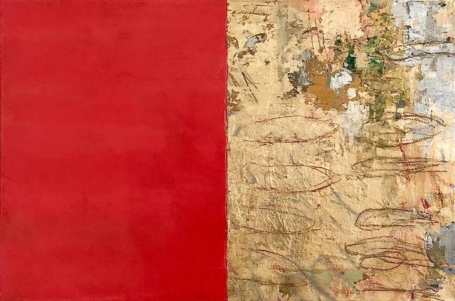 , 'Gold & Colour XLIX,' 2017, Fiumano Clase