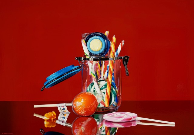 , 'L'Incontro,' 2015, Bernarducci Meisel Gallery