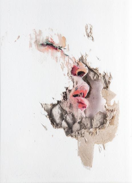 , 'Wounds XXVIII,' 2017, Lazinc