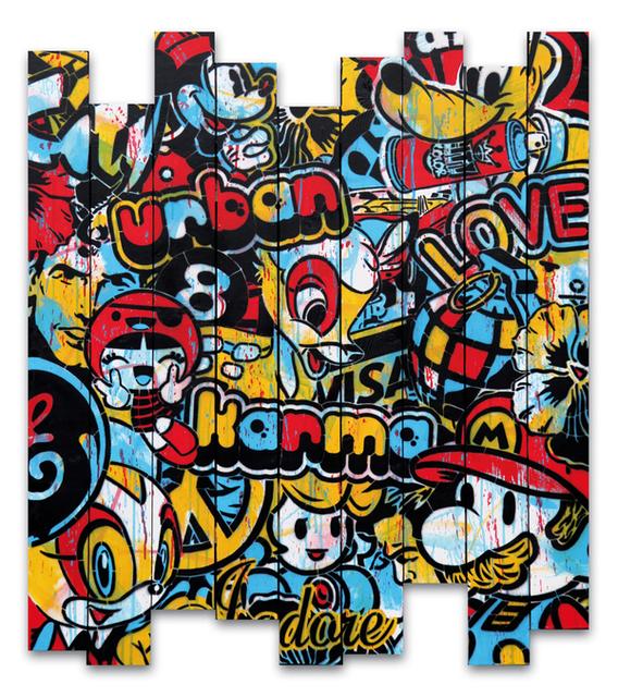 Speedy Graphito, 'URBAN KARMA', 2016, Art Five Gallery