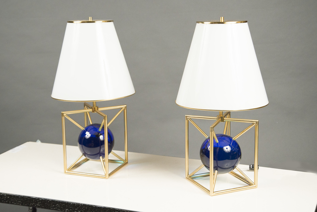 , 'Pair of Table Lamps,' 2016, Bernd Goeckler Antiques