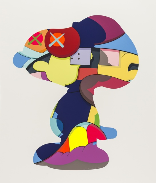 KAWS, 'No One's Home', 2015, Forum Auctions
