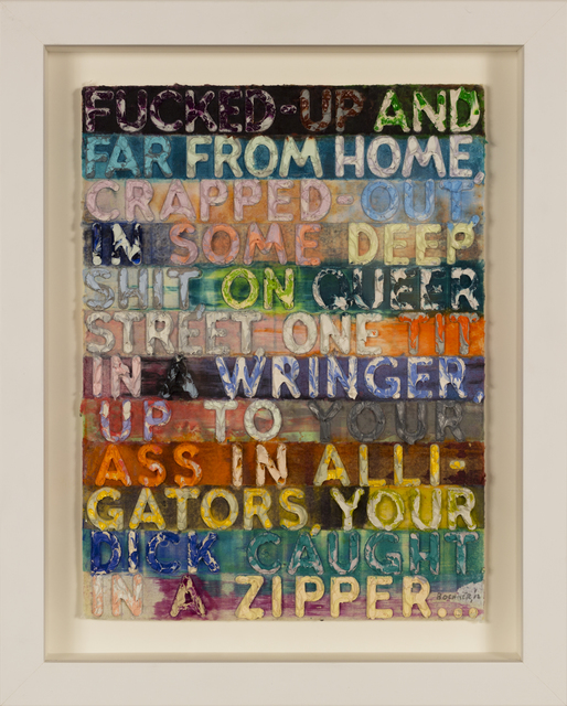 , 'Fucked Up,' 2012, Taylor | Graham