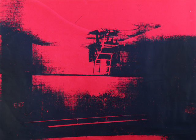 Andy Warhol, 'Electric Chair', 1971, Chiswick Auctions