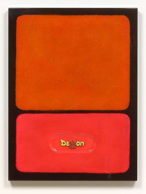 , 'Transport/Demon,' 2008, Catharine Clark Gallery