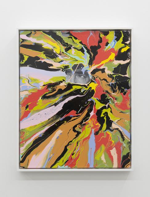 , 'Father Figure Dale Robertson,' 2018, Daniel Faria Gallery