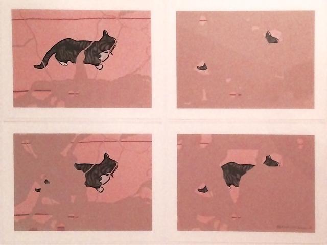 Eleanor Hubbard, 'Roman Fragments', 2012, Walter Wickiser Gallery
