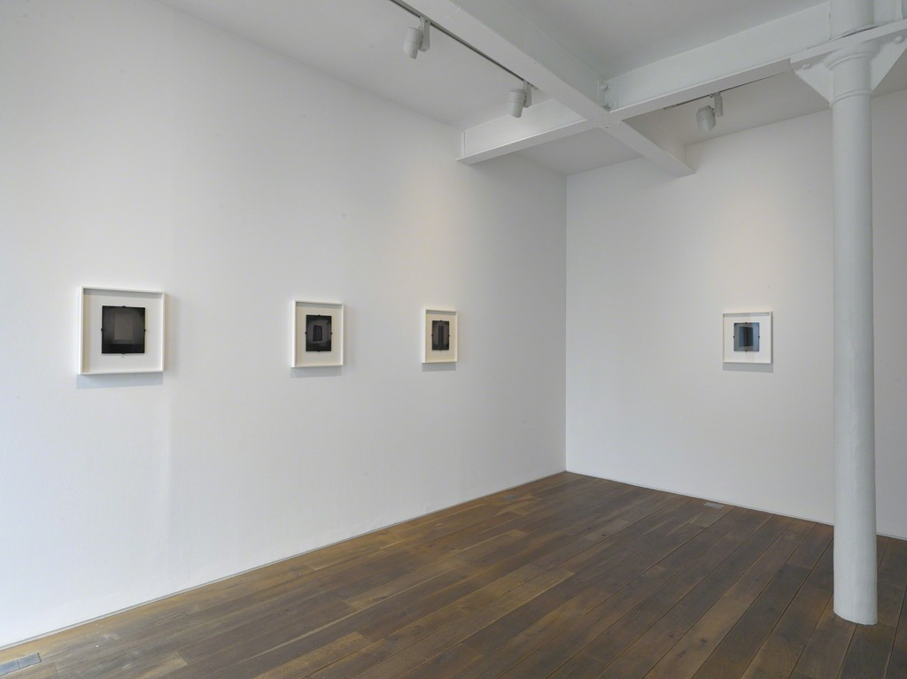 Installation view of Ben Cauchi's solo exhibition 