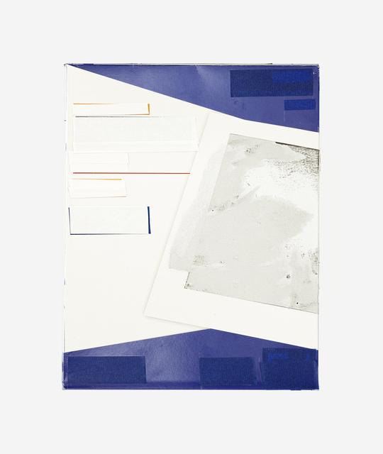 , 'Standard Size #7815,' 2014, Elizabeth Houston Gallery