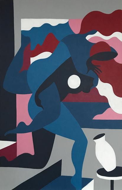 , 'Running Down Those Stairs ,' 2017, Joshua Liner Gallery