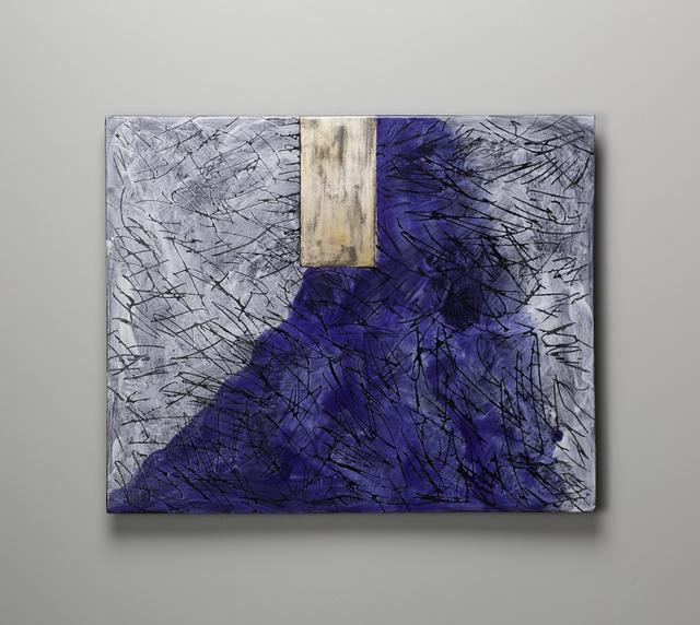 , 'Large Raku Wall Slab 16-05-51,' 2016, Duane Reed Gallery