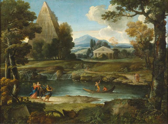 , 'Flight into Egypt,' Pre-18th Century, M.S. Rau Antiques