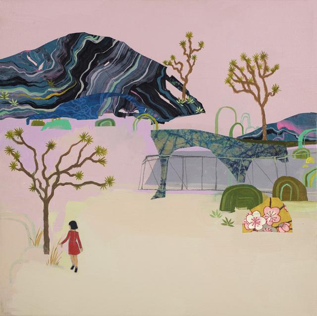, 'Drought Tolerance,' 2015, Jonathan LeVine Projects