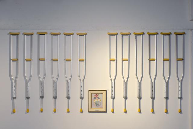 , 'El apego es forjador de ilusiones, ,' 2016, Y Gallery