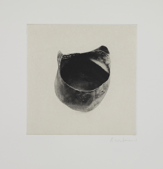 , 'Untitled 03 from 12 Objects, 12 Etchings,' 2010, Paragon