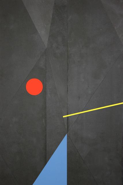 Robert Orchardson, 'Study for Endless Façade', 2011, Print, Giclée print, Contemporary Art Gallery