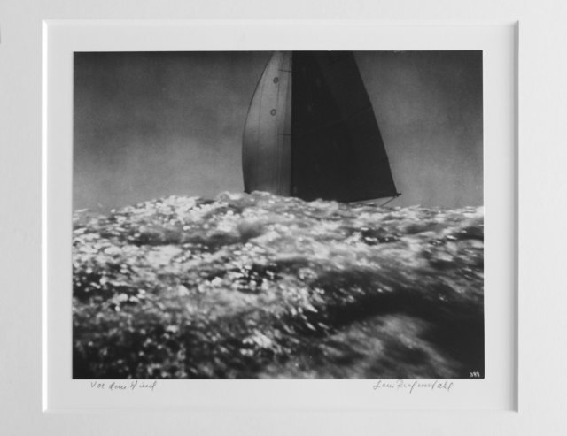 Leni Riefenstahl, 'Vor Dau Wind/Vor Dem Wind (Before the Wind)', 1936, The Art:Design Project