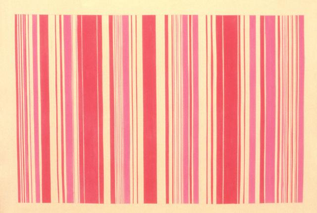 Gene Davis, 'Pink Gun', 1980, Gary Snyder Fine Art