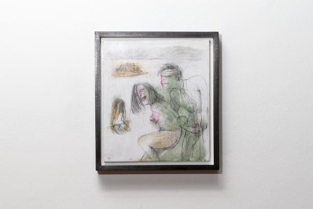 , 'Drawing 68,' 2016, Joanna Bryant & Julian Page