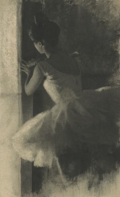 , 'Dans les Coulisses,' ca. 1900, Lee Gallery