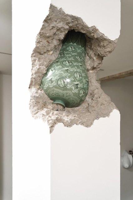 , 'Broken pillar,' 2018, Gana Art