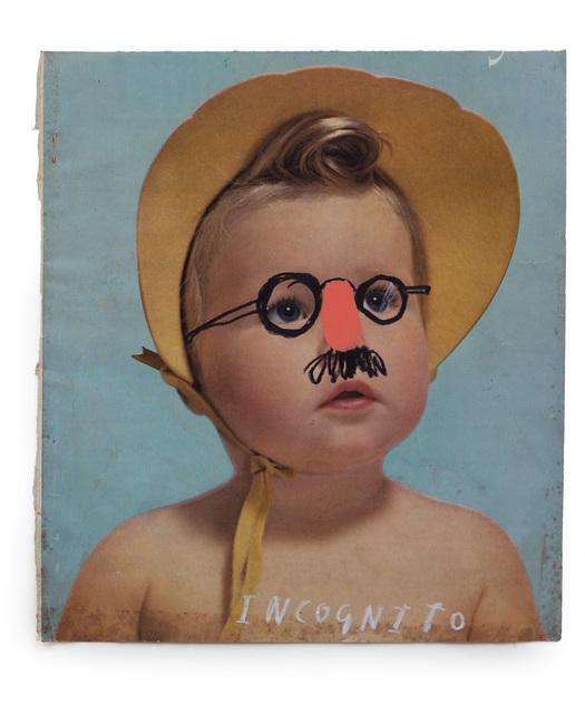 Oliver Jeffers, 'Incognito', 2018, Lazinc