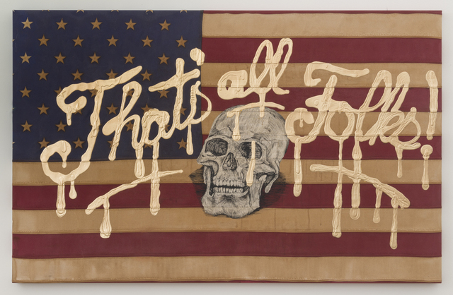 , 'That's All Folks,' 2017, Joshua Liner Gallery