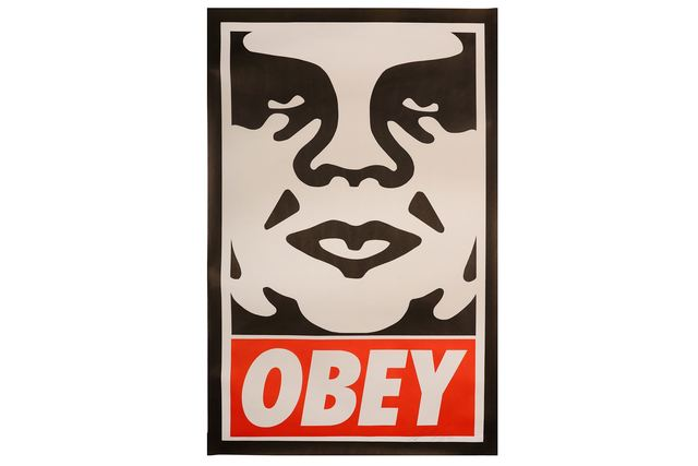Shepard Fairey, 'Icon Poster - 2003 Edition', 2003, Chiswick Auctions