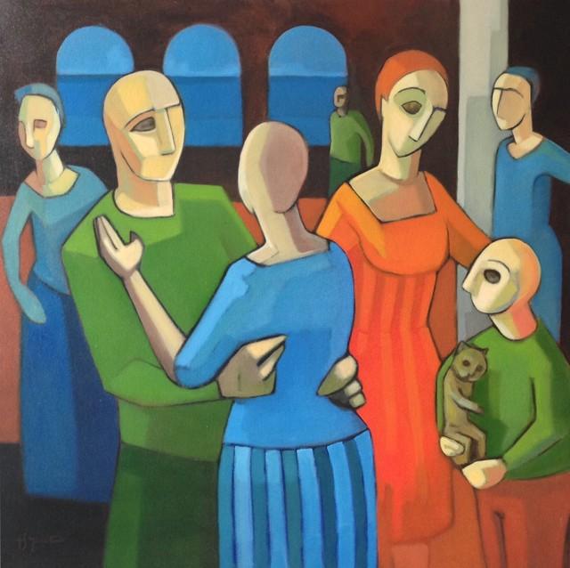 , 'First Dance ,' 2014, Wentworth Galleries
