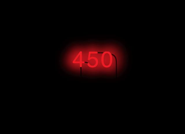 , '450 F,' 2013, Travesia Cuatro