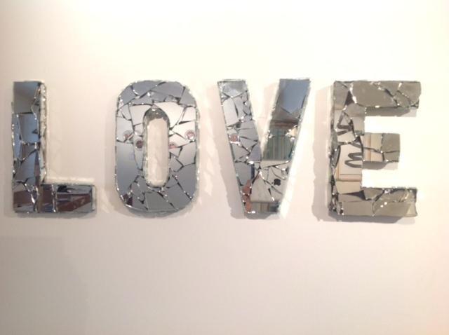 , 'Love,' 2013, Galeria Laura Haber