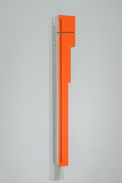 , 'Let All Potential Be Internally Resolved Using Beautiful Form No.24  ,' 2015, MadeIn Gallery