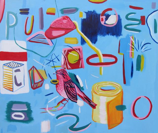 , 'Bird House,' 2017, Ro2 Art
