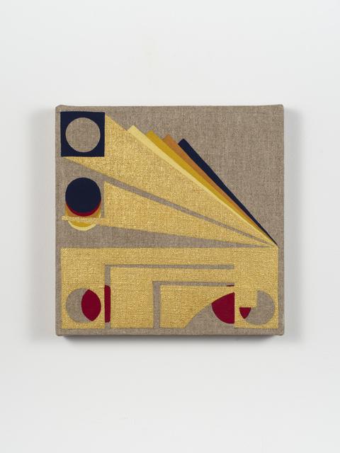 , 'Infinite Regress XLIV,' 2017, Fleisher/Ollman