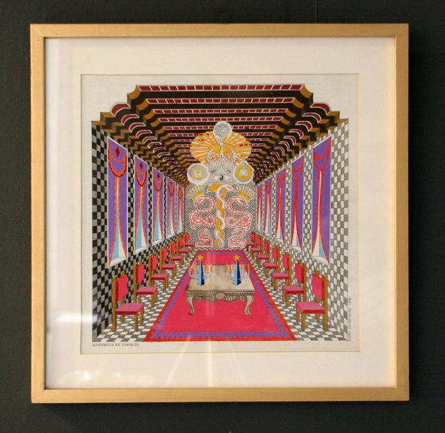 , 'Asamblea de Consejo,' 1998, ADN Galería