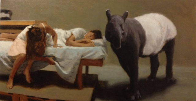 , 'Could the tapir do it,' , Galeria Contrast