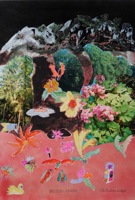 , 'Fantastic Garden,' 2017, Freight + Volume