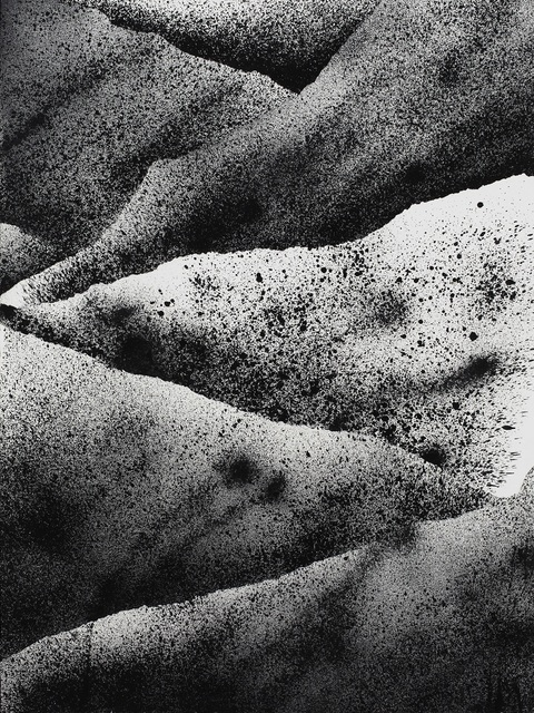 , 'Sea Scape 16,' 2018, David Pluskwa