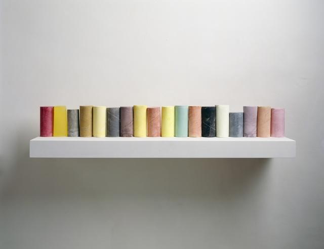 , 'Line Up,' 2007-2008, Tate Britain