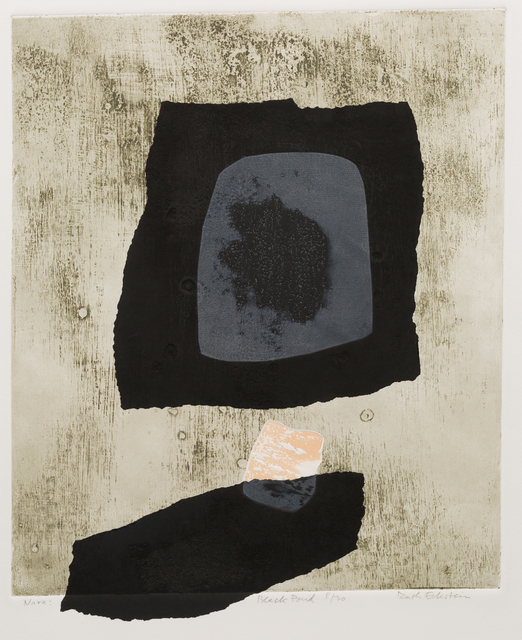 , 'Nara: Black Pond,' ca. 1973, Childs Gallery