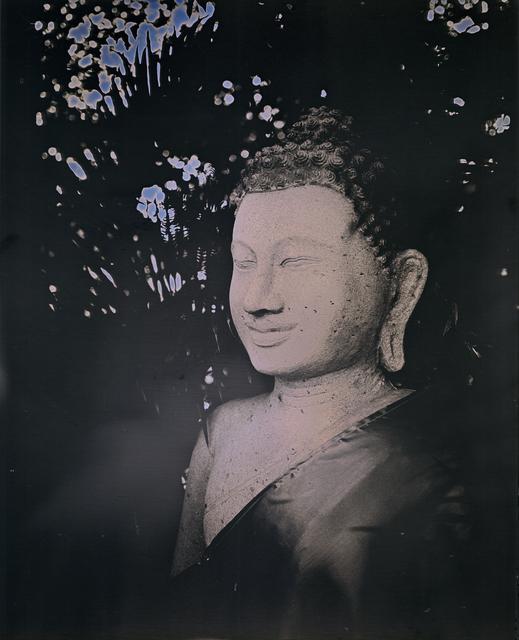 , 'Buddha of Phnom Penh #2,' 2017, Lisa Sette Gallery
