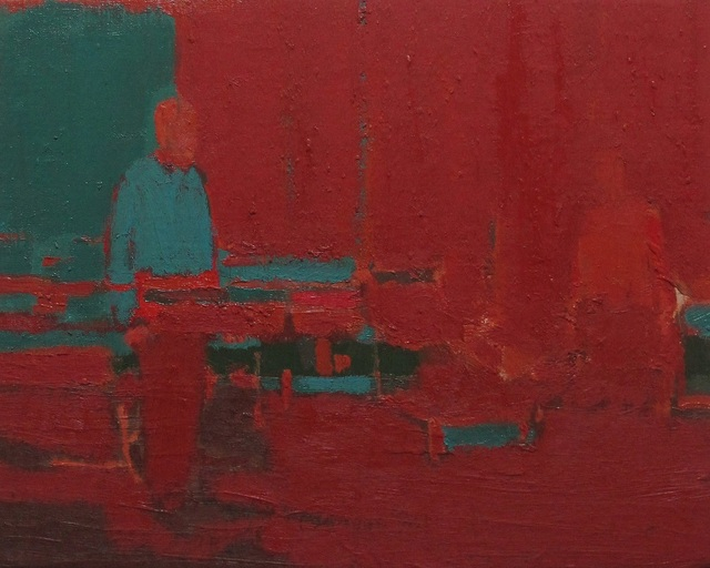 , 'Sala Vermelha,' 2015, Galeria Millan
