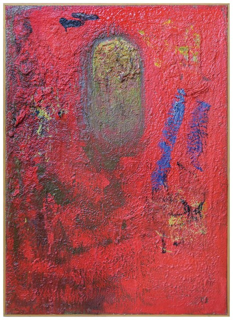 , 'Untitled (Carl's Red),' 1988, Betty Cuningham