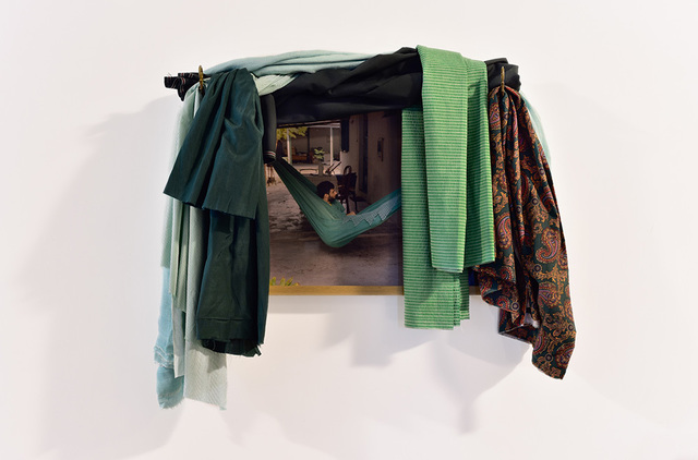 , 'Green Hammock,' 2015, Blindspot Gallery