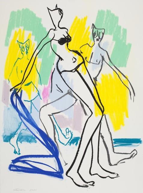 , 'Grande baigneuse,' 2016, Galerie Laurent Godin