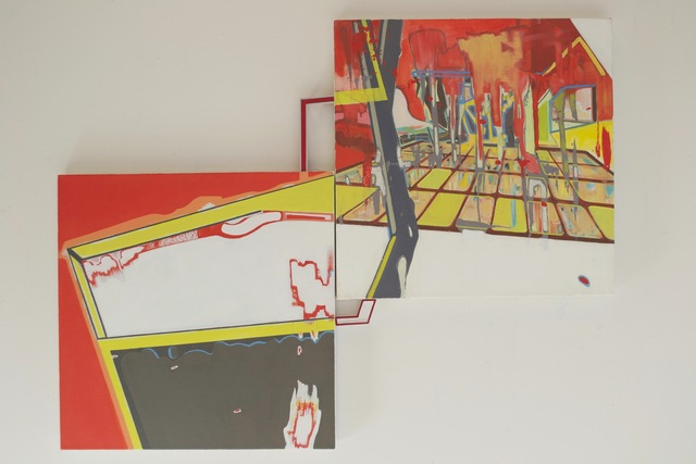 , 'Still Twisted Dwelling,' 2012, Adah Rose Gallery