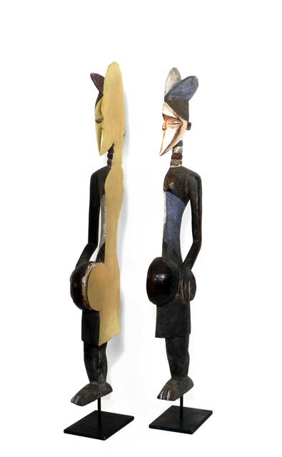 , 'Mende (Female),' 2017, TAFETA