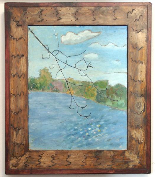 Robert Richter, 'The Lake', 2009, David Barnett Gallery