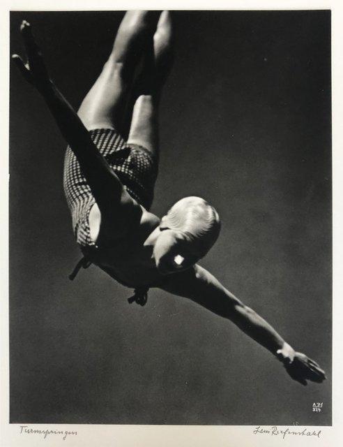 Leni Riefenstahl, 'Die Siegerin (The Winner)', 1936, The Art:Design Project