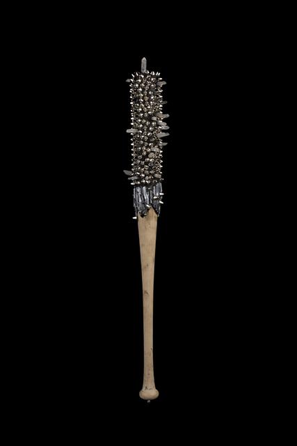 , 'Silver Selenite Quartz Bat,' 2017, MAIA Contemporary